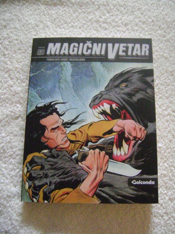 MAGIČNI VETAR KNJIGA 1 - GOLCONDA