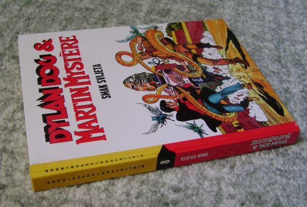 SUPER BOOK #8. DYLAN DOG & MARTIN MYSTERE (LIBELLUS)
