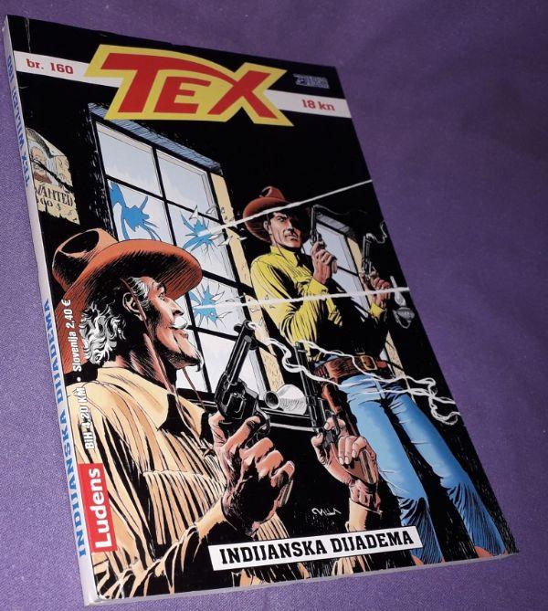 Tex, broj 160 - Indijanska dijadema (P)