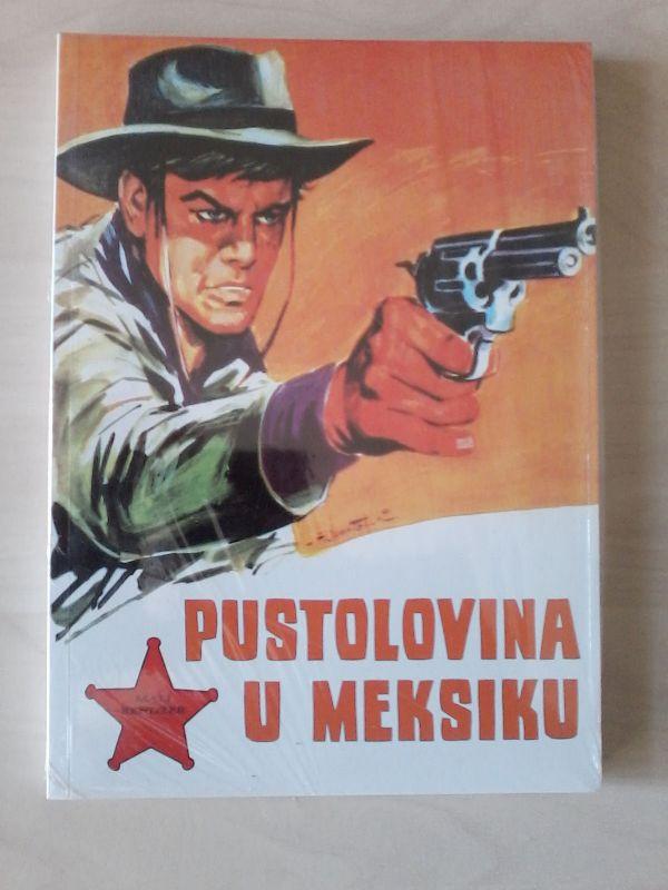MALI RENDŽER 68 - PUSTOLOVINA U MAKSIKU - VANGOGH