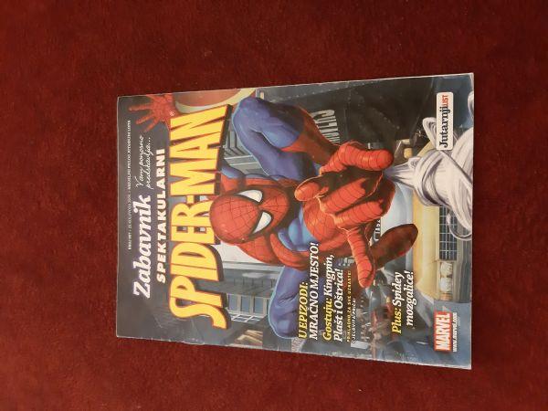 Zabavnik Spektakularni Spider-man br. 7