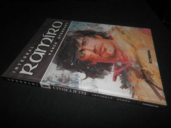 RAMIRO INTEGRAL 1 BOOKGLOBE (-5/5) OD 1 KN!!!