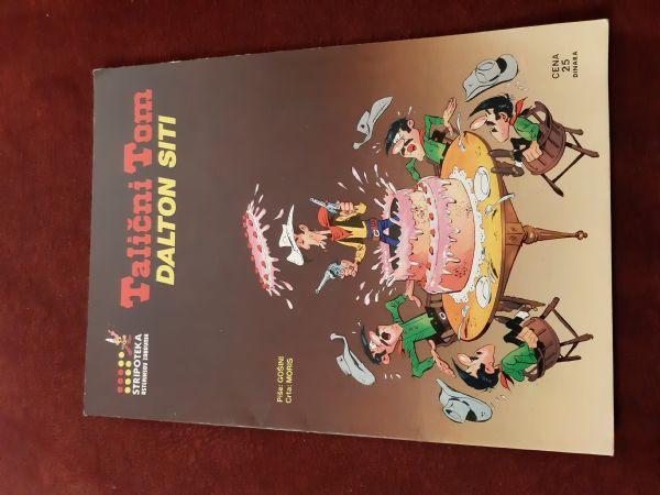 Asteriksov zabavnik 3 - Talični Tom - Dalton Siti