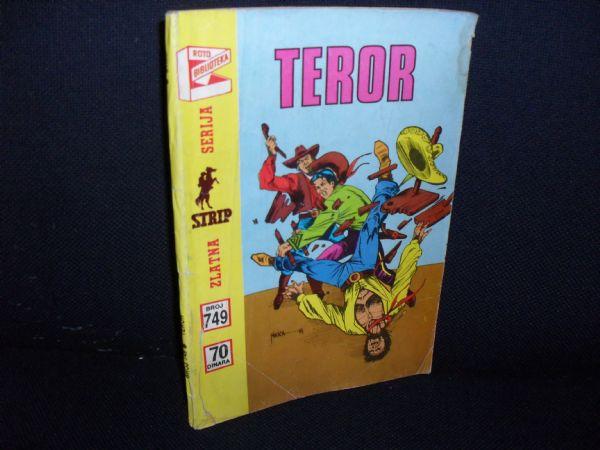 ZS br.  749 - teror (-5)