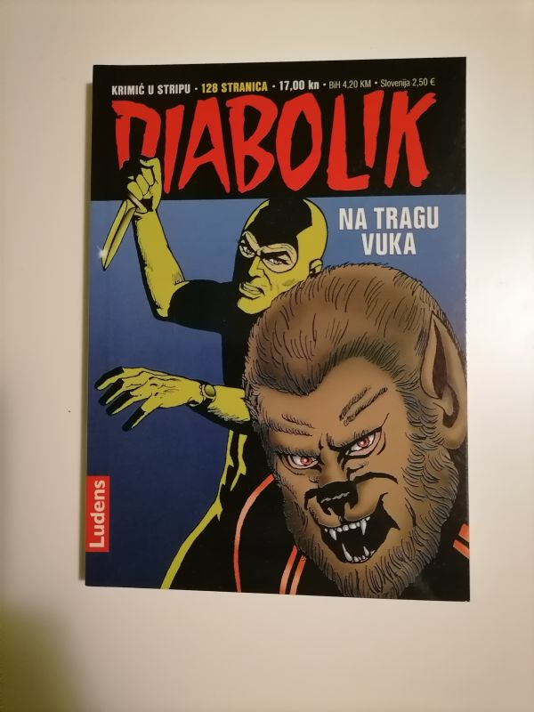 DIABOLIK LUDENS 1 OD 1KN!!!