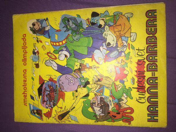 Čudesni svet Hanna-Barbera album (200/221)