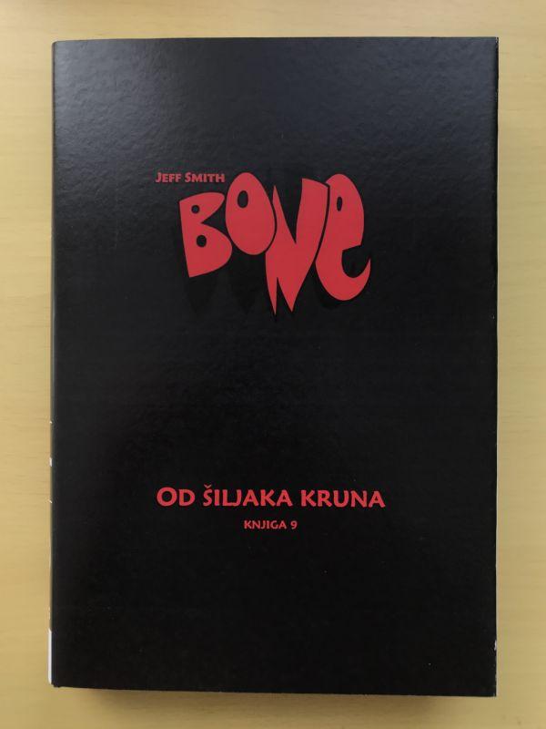 BONE knjiga 9: Od šiljaka kruna (Bookglobe)
