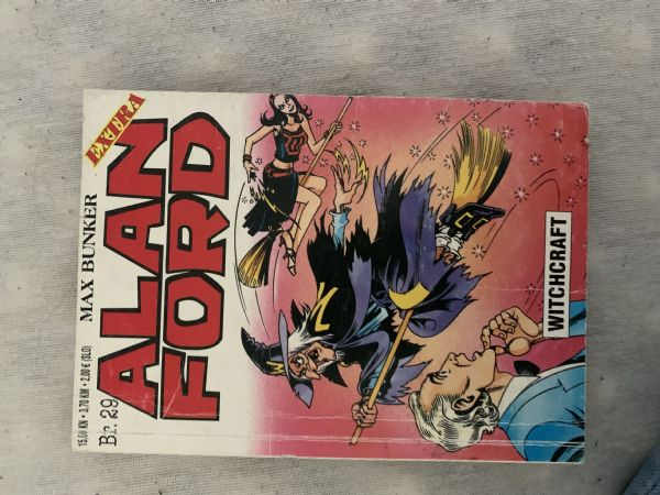 Alan Ford Extra br. 29 Witchcraft