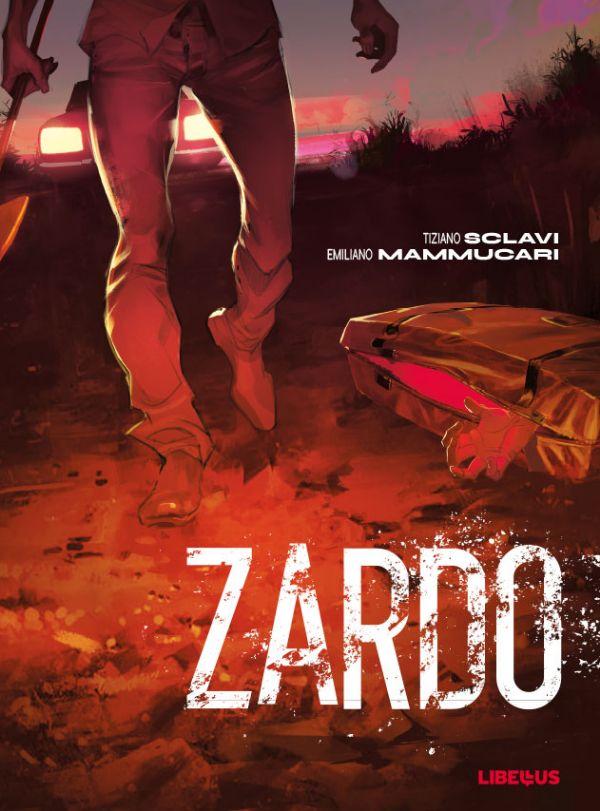 ZARDO - Libellus (Strip album HC)