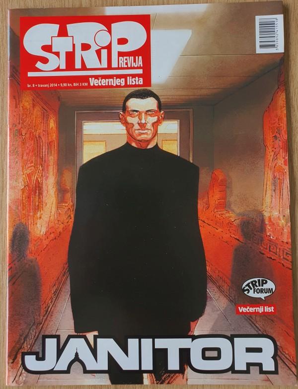 Strip revija 8 (Večernji list)