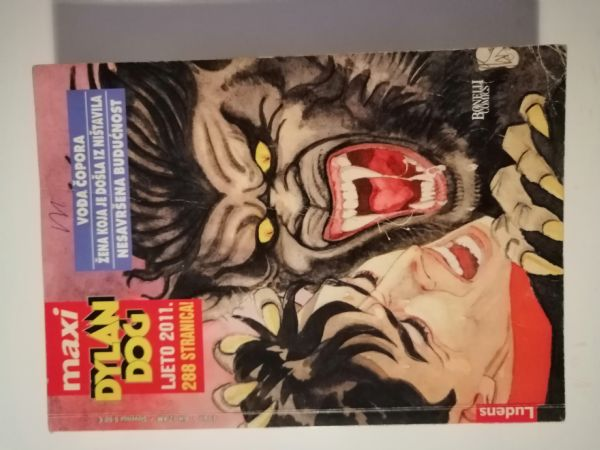 Dylan Dog maxi 6 (Ludens)