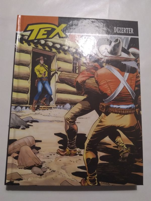 Tex Libellus 81 Dezerter