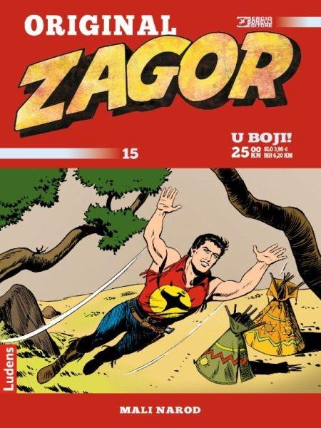 ZAGOR ORGINAL br. 15