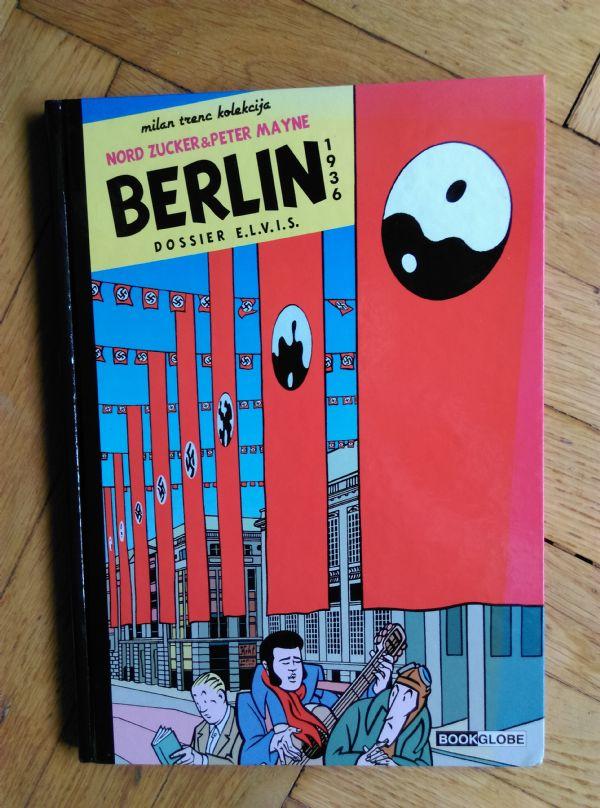 Milan Trenc - Berlin 1936: Dossier Elvis