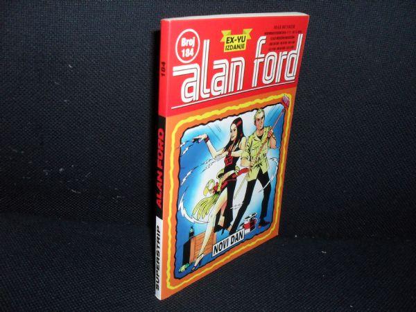 ALAN FORD br. 184 (5) NOVI DAN
