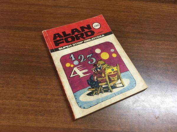Alan Ford ssb 13
