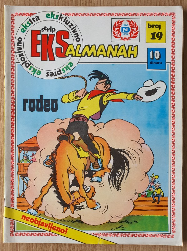 Eks almanah 19 (Dečje novine)