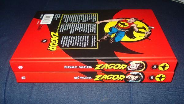 2 razprodana LIBELLUS stripa ZAGOR za cijenu jednoga