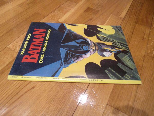 Batman M-Press 01
