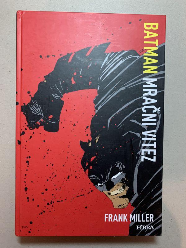 Batman 1: Mračni vitez (Fibra)