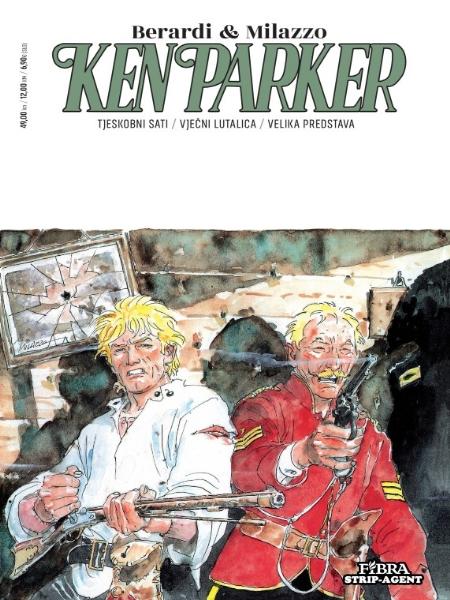 KEN PARKER br. 22 - Fibra / Strip agent