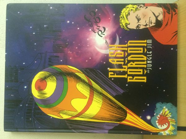 FLASH GORDON & JUNGLE JIM      IDW  -   . 1934-1936