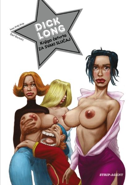 DICK LONG  br. 4 (Strip album HC)