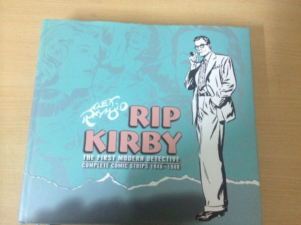 RIP KIRBY - , IDW  -,-  ( 1946-1948 )