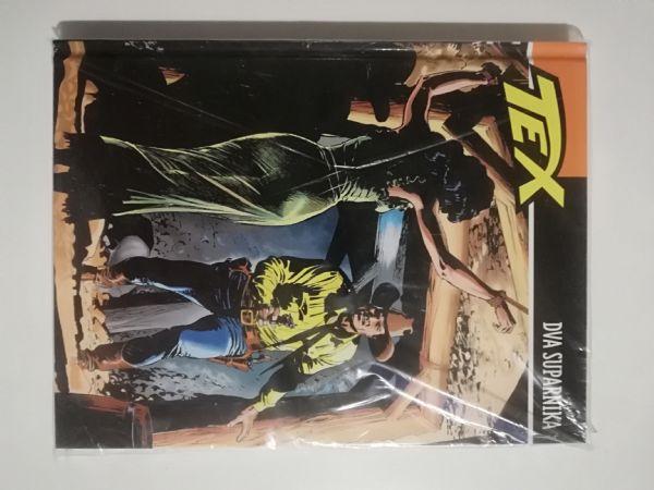 Tex knjiga 28 - Dva suparnika (Libellus)
