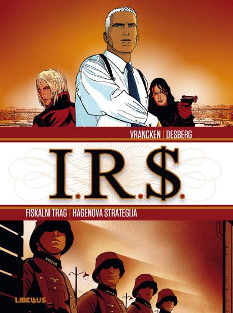 LIBELLUS  IRS komplet 1-7 oštećen