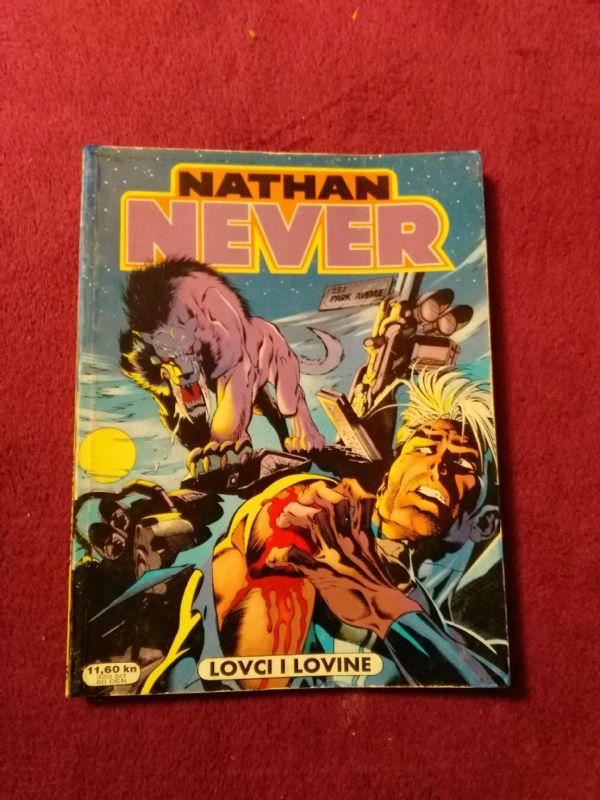 Nathan Never SD - br. 36 - Lovci i lovine