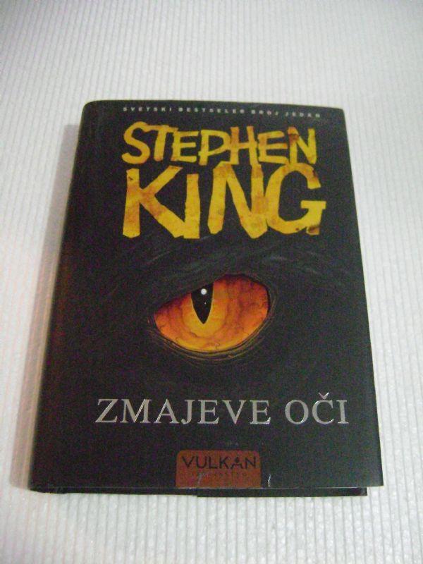ZMAJEVE OČI - STEPHEN KING - VULKAN
