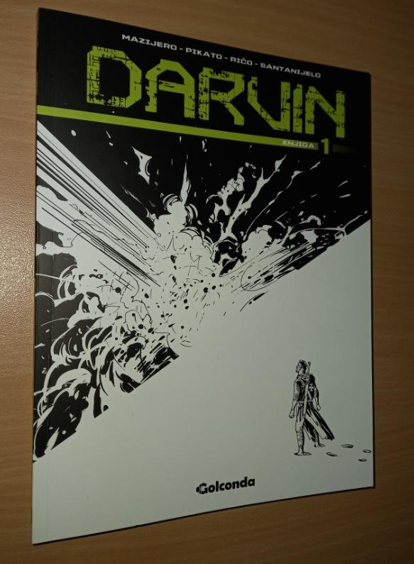Darvin knjiga 1 Golconda