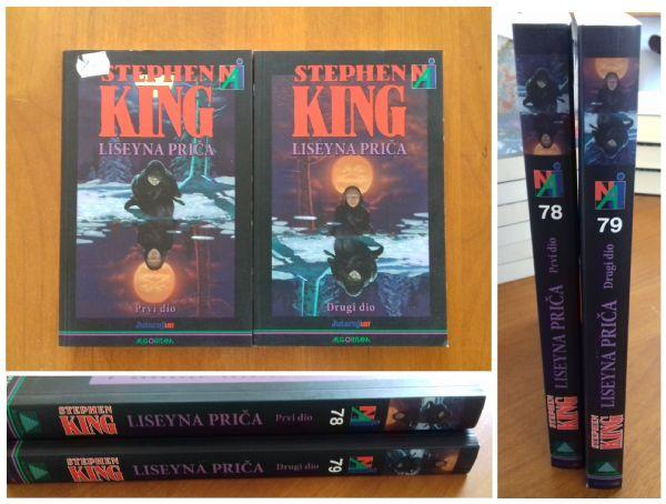 Stephen King - Liseyna priča 1. i 2.