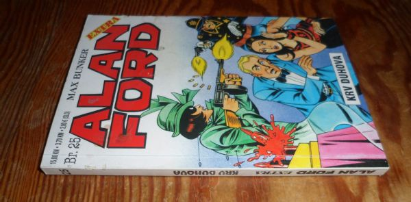 ALAN FORD extra - br. 25