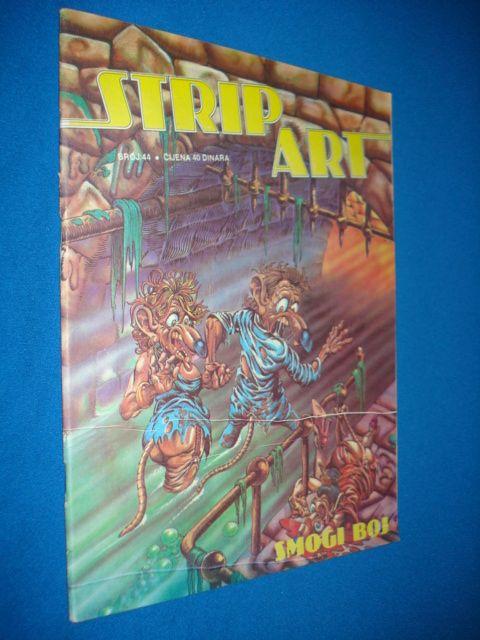 STRIP ART br. 44