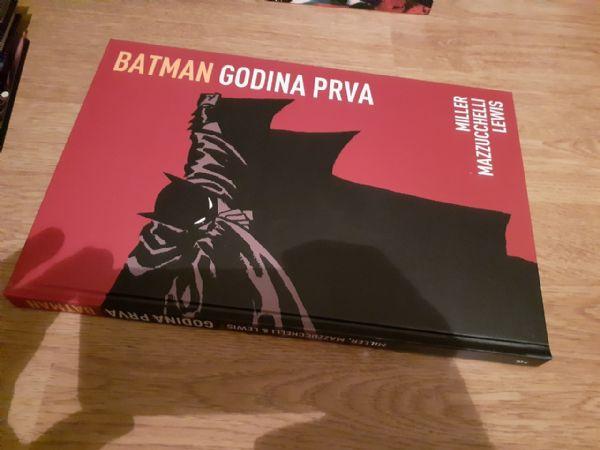 FIBRA - BATMAN - KNJIGA 4 - GODINA PRVA - GLANC