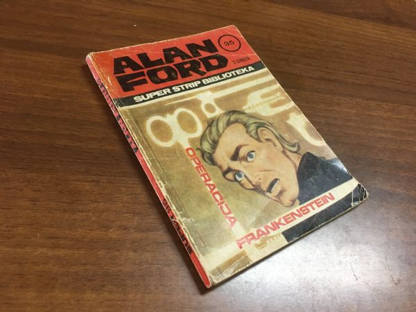 Alan Ford ssb 3