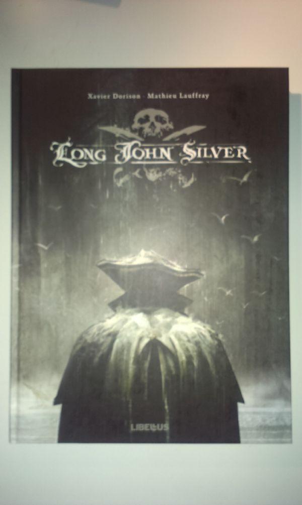 LONG JOHN SILVER ( Libellus )