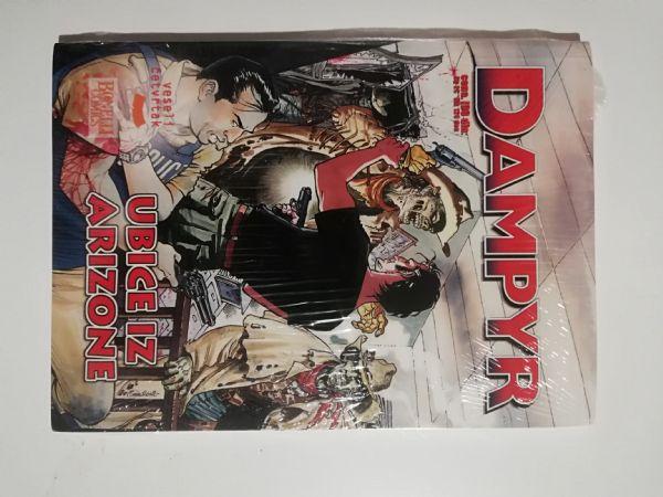Dampyr 29 - Ubice iz Arizone (Veseli Četrvtak)