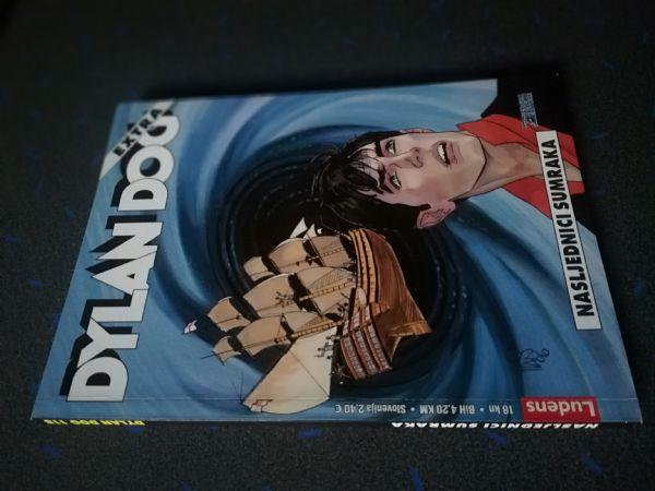 Dylan Dog extra 118 - Nasljednici sumraka (Ludens)