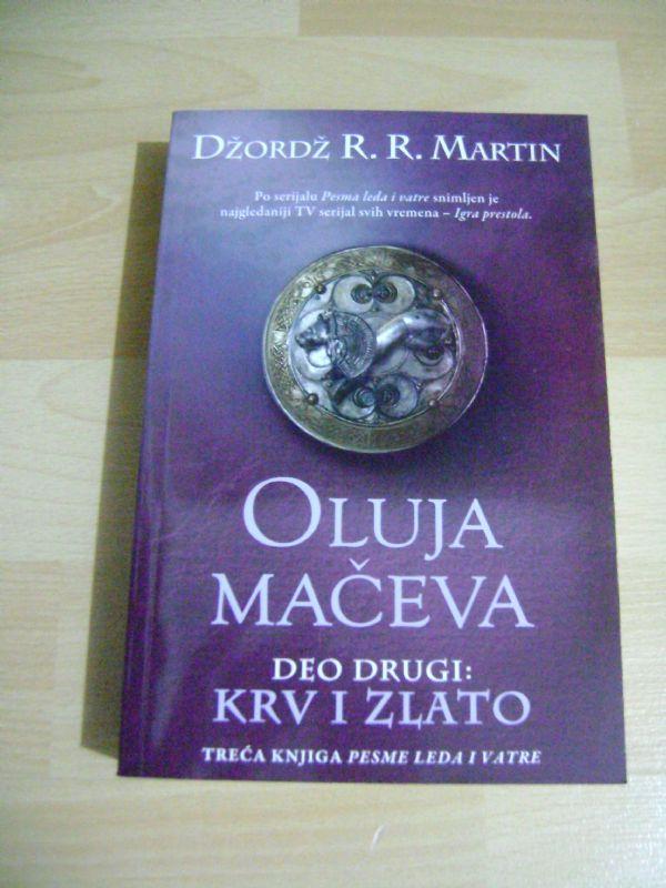 OLUJA MAČEVA 1 DIO. - DŽORDŽ R.R. MARTIN - LAGUNA