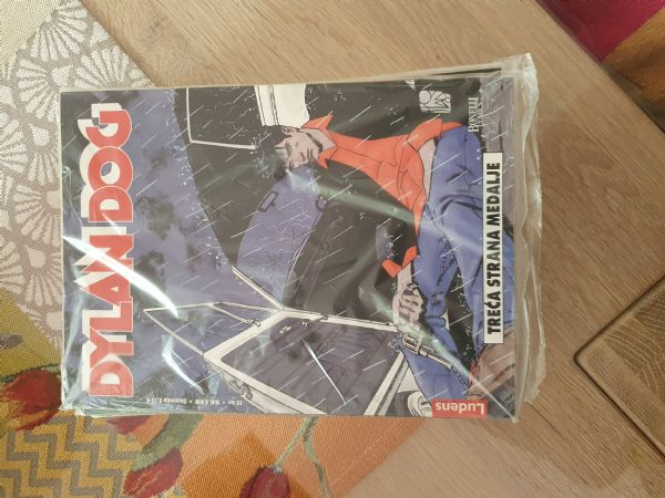 Dylan Dog Ludens - # lot 1  / 10 Kom