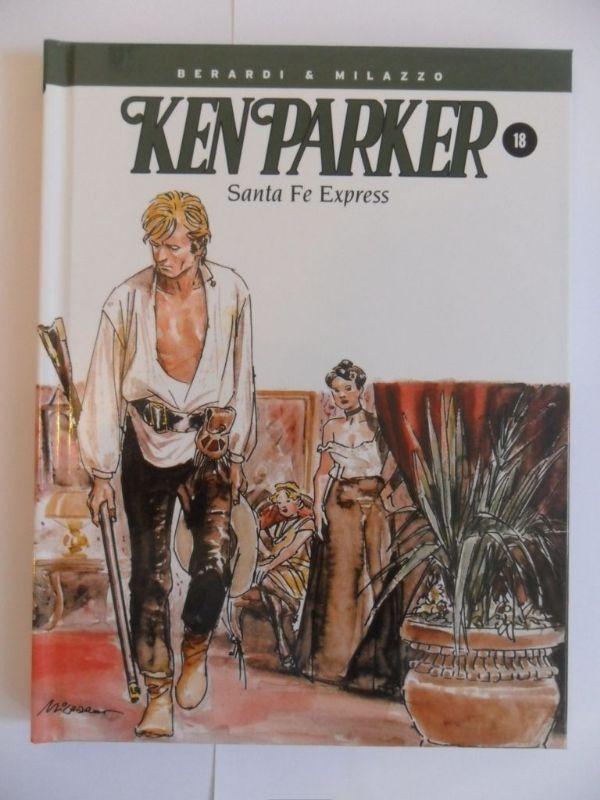 Ken Parker Libellus br. 18 Santa Fe Express (5)