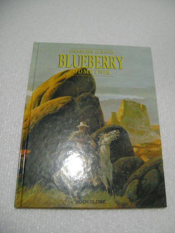 BLUEBERRY 16 -  ODMETNIK - BOOKGLOBE