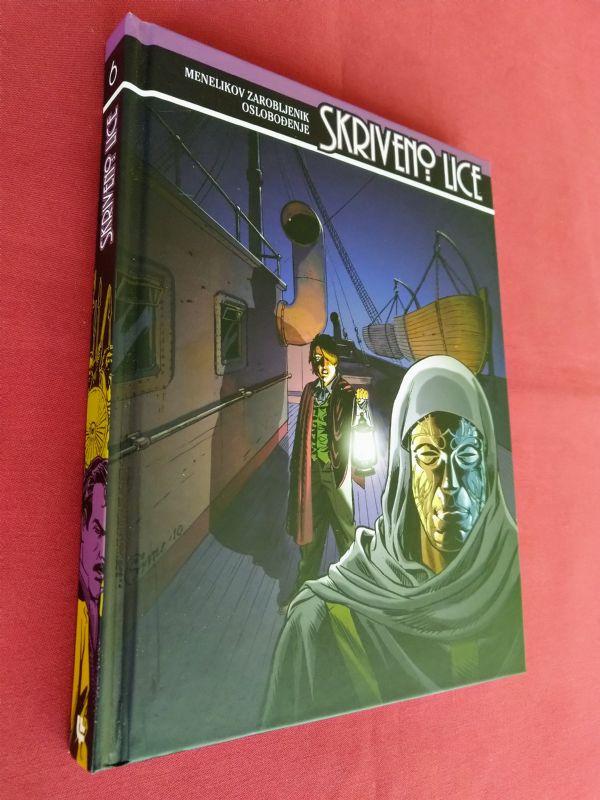 SKRIVENO LICE (Libellus) knjiga broj 6   Menelikov zarobljenik / Oslobođenje  (-5)