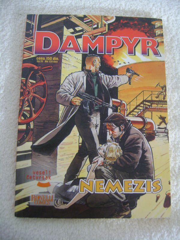 DAMPYR 11 - NEMEZIS - VESELI ČETVRTAK