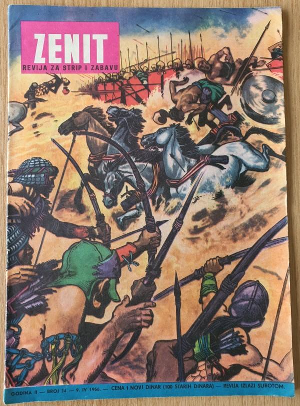 Zenit 34 (Dečje novine)