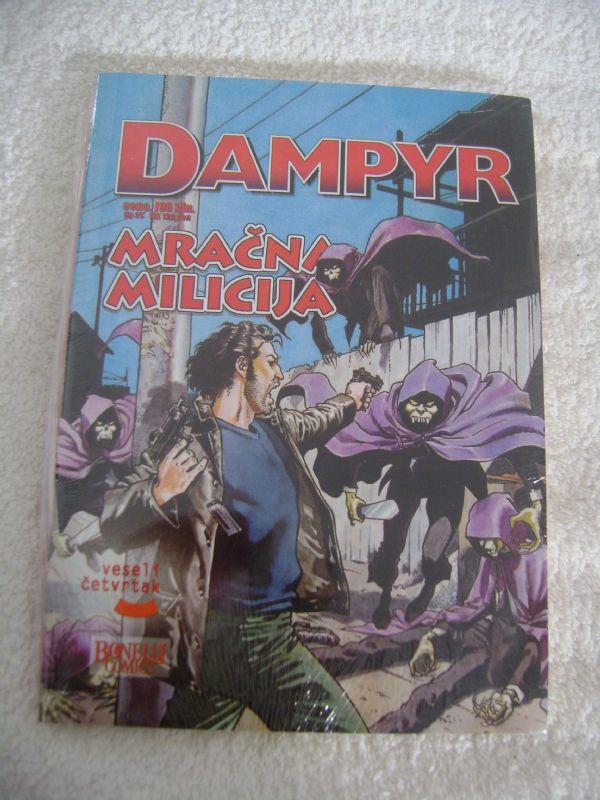 DAMPYR 24 - MRAČNA MILICIJA - VESELI ČETVRTAK