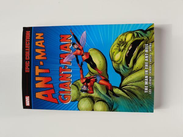 Ant-Man Stan Lee Avengers